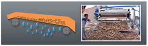 带式污泥浓缩压滤机污泥脱水率怎么样?