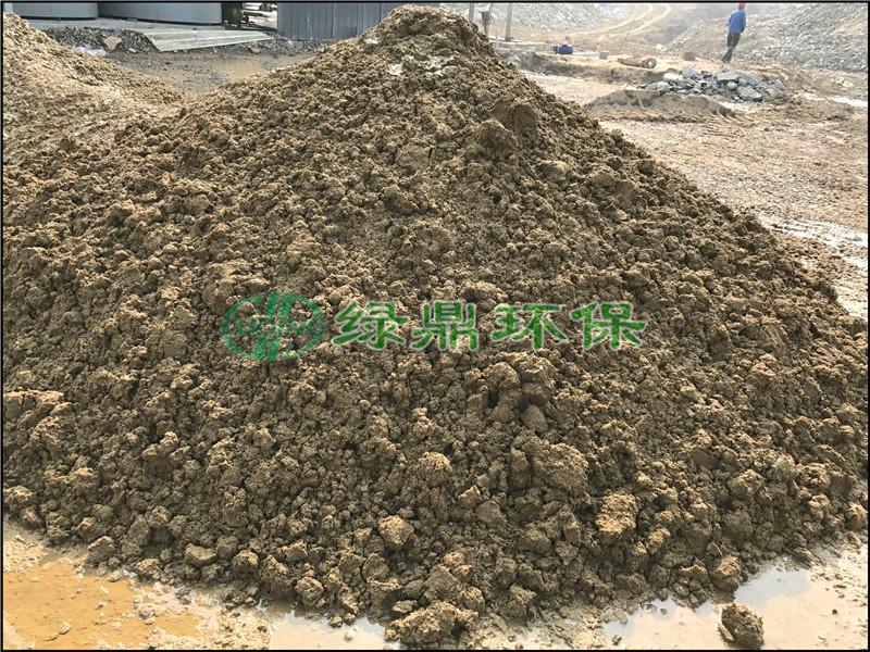 制砂厂案例:污泥脱水机在苏州盐城沙场应用案例实况