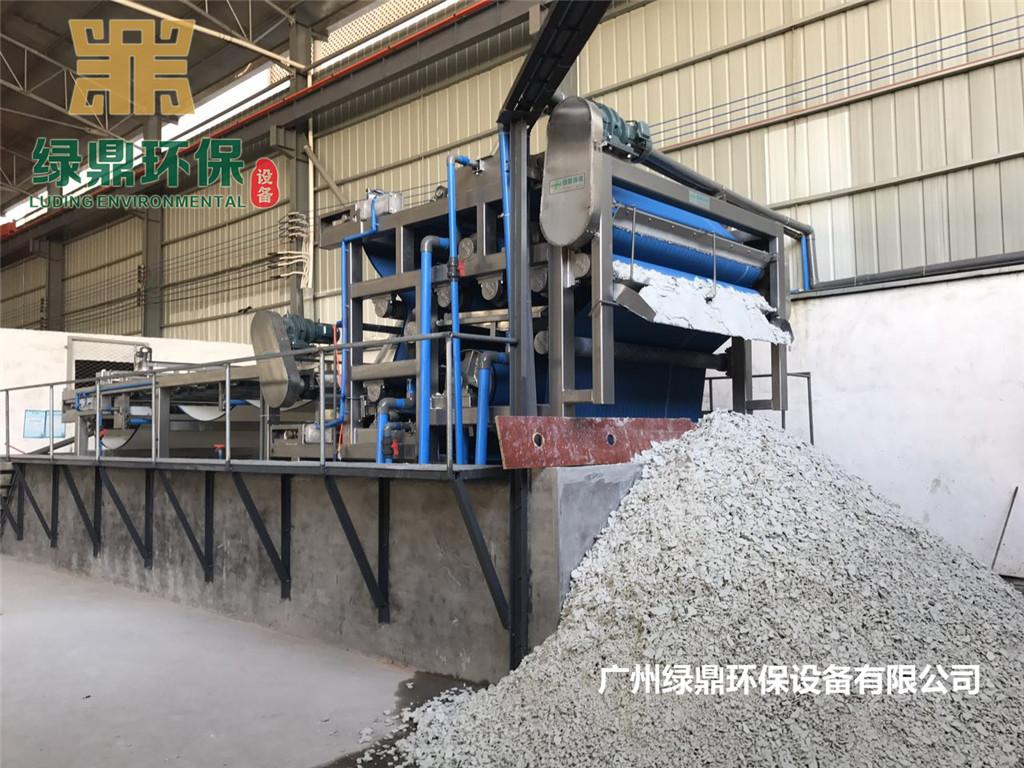 供应污水处理厂使用的带式压滤机