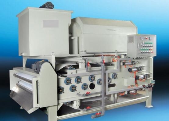 污泥脱水机可以在污水处理厂里面使用吗