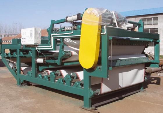 带式压滤机使用的电机应该怎么进行保养